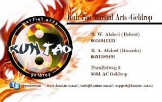 Kun Tao Martial Arts